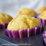 Muffiny dyniowo – pomarańczowe