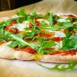 Pizza Margherita KAWA I CZEKOLADA