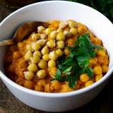 Curry z ciecierzycy KAWA I CZEKOLADA