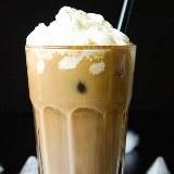 Kawa mrożona z likierem czekoladlwym