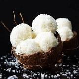 Kokosowe praliny KAWA I CZEKOLADA