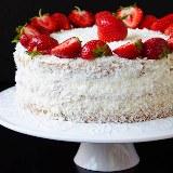 Tort Kokosowa Princessa