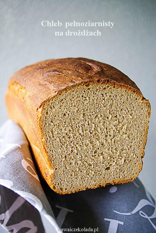 chleb pełnoziarnisty na drozdżach opis (2)