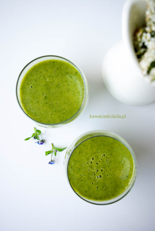 smoothie z zieloną herbatą (15)
