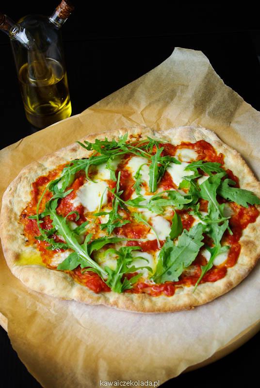 Pizza Margherita (2)