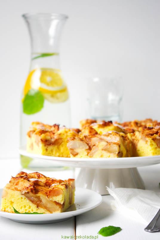 proste ciasto z jabłkami (39)